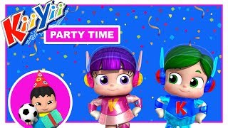 Download If You're Happy and You Know It | KiiYii | Little Baby Boogie | Nursery Rhymes For Kids Video