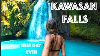 Download Kawasan Falls, Cebu - CLIFF JUMPING & CANYONEERING - BEST DAY EVER! Video