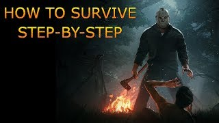 Download How To Survive Much Easier on Friday The 13th: The Game - Step by Step Guide by Skilled Apple Video