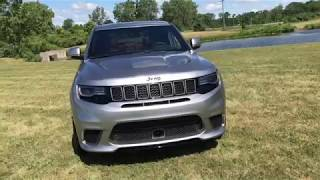 Download 2018 Jeep Grand Cherokee SuperCharged SUV Video