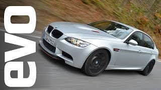 Download BMW M3 CRT at the Nurburgring | INSIDE evo Video