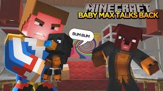 Download Minecraft - Donut the Dog Adventures -BABY MAX TALKS BACK!!!! Video