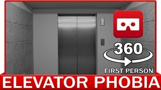 Download 360° VR VIDEO - STUCK IN THE ELEVATOR! - CLAUSTROPHOBIA - VIRTUAL REALITY 3D Video