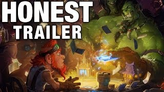 Download HEARTHSTONE (Honest Game Trailers) Video