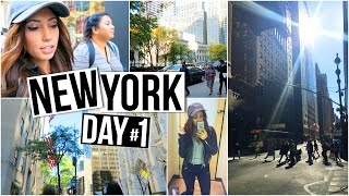 Download FIRST DAY IN NEW YORK CITY, Exploring the City w/Remi Video