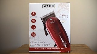 Download Unboxing: 5 STAR CORDLESS SUPER TAPER Video