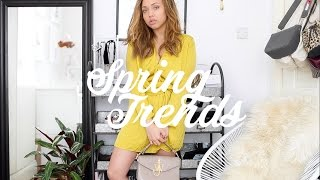Download Spring Trends & How To wear them | Samantha Maria Video