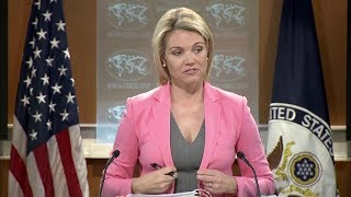 Download 🚨LIVE: State Department URGENT Press Briefing on Critical issues Video