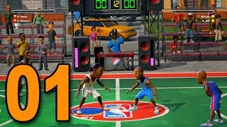 Download NBA Playgrounds - Part 1 - THE NEW NBA STREET?! Video