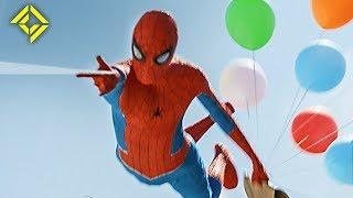 Download SPIDER-MAN: CAKE DAY Video