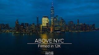 Download Above NYC - Filmed in 12K Video