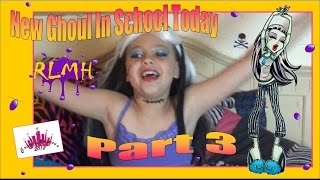 Download Real Live Monster High | 'New Ghoul In School Today' Part 3- Creative Princess Video