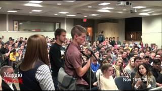 Download Breitbart's Ben Shapiro Uncensored Q&A Session at Mizzou Video