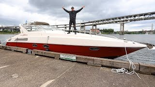 Download I bought a 30yr old ITALIAN YACHT and im going to Fix it Up! Video