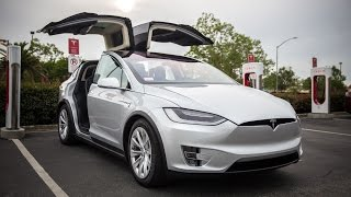 Download Tested: Driving the Tesla Model X w/ Autopilot! Video