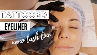 Download Permanent Makeup - Getting My Eyeliner Tattooed Video