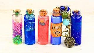 Download Волшебные кулоны-бутылочки своими руками - 8 идей Video