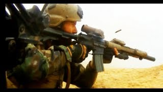Download MARSOC Operators Engage Enemy Fighters Video
