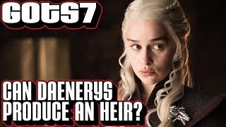 Download [Game of Thornes] S7 Can Daenerys Produce an Heir? | GoT Season 7 Episode 7 Video