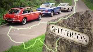 Download Three Classics tour Dorset - Finding Hilarious Road Signs Video
