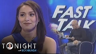 Download TWBA: Fast Talk with Cristine Reyes Video