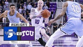 Download Indiana State vs. TCU Basketball Highlights (2018-19) | Stadium Video