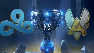 Download C9 vs VIT | Worlds Group Stage Day 5 | Cloud9 vs Team Vitality (2018) Video