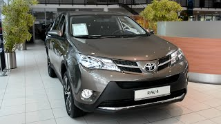 Download 2015 New Toyota Rav 4 Exterior and Interior Video