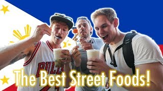 Download FIRST DAY IN PHILIPPINES! - FILIPINO STREET FOOD HALO HALO?! Video