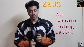 Download Zeus All Terrain Riding Jacket Review Video