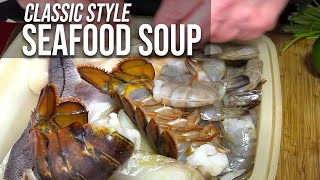 Download Seafood Soup by the BBQ Pit Boys Video