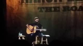 Download Aaron Lewis hits a drunk fan who walks on stage: Hard Rock Live Biloxi 1/31/14 Video