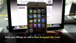Download Unlock iPhone SE, 6S, 6S+, 6, 6+, 5, 5S, 5C - How to Factory any Unlock iPhone use on other Networks Video