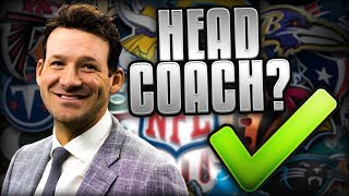 Download Tony Romo NEEDS to be Hired as an NFL Coach ASAP! But for WHICH TEAM?!?!!? Video