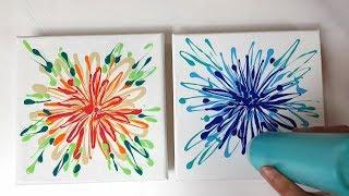Download (110) Sandwich dip Amazing output Three canvases No silicone Designer Gemma77 Video