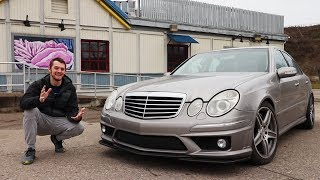 Download I Bought a Mercedes E55 AMG for Less Than $7,000 Video