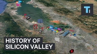 Download Animated timeline shows how Silicon Valley became a $2.8 trillion neighborhood Video