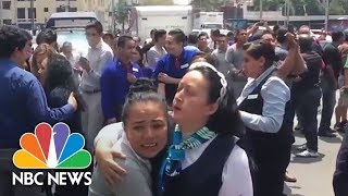 Download Special Report: Deadly Earthquake Hits Central Mexico | NBC News Video