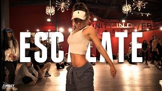 Download Tsar B - Escalate - Choreography by Alexander Chung - ft Jade Chynoweth - Filmed by @TimMilgram Video