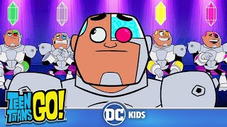 Download Teen Titans Go! | Ultimate Teen Titans: Cyborg | DC Kids Video