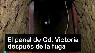Download El penal de Cd. Victoria después de la fuga - Penales - Denise Maerker 10 en punto Video