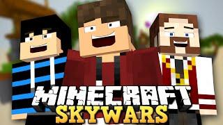 Download BATALHA ÉPICA! 1 VENCEDOR! - SKYWARS DOS YOUTUBERS - Minecraft Video