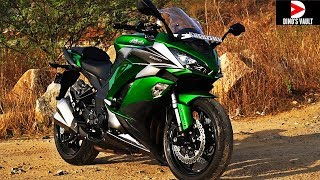 Download 2018 Kawasaki Ninja 1000 Z1000SX First Ride Review #Bikes@Dinos Video