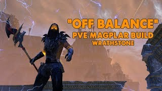 Download ESO - Off Balance - Magicka Templar PVE Build - (Wrathstone) Video
