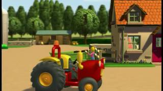 Download Tractor Tom S02E01 Buzz Helps Out Båt hjælper til Dansk Video