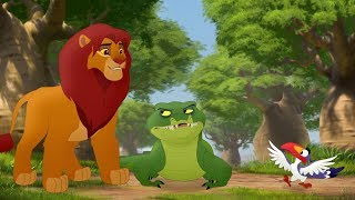 Download Lion Guard: Everyone is Welcome song   The Savannah Summit HD Clip Video