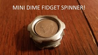 Download DIY Mini fidget spinner for cheap! Video
