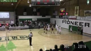 Download CRC Men's Basketball vs. Freed-Hardeman University Video