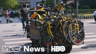 Download Ofo's New Bike-Sharing Program Is A Lot Like Legal Bike Theft (HBO) Video