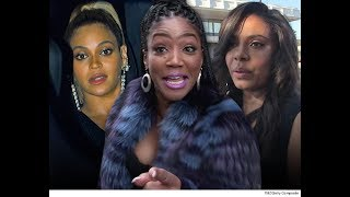 Download Sanaa Lathan & Tiffany Haddish Speak Out After The Beyhive Attacks #WhoBitBeyonce Video
